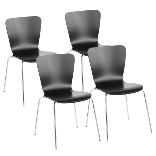 Bentwood Dining Chair - Set Of 4