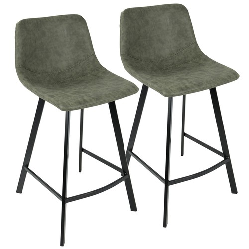 Outlaw Counter Stool - Set Of 2