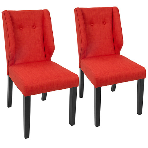 Rosario Dining Chair Set Of 2 Lumisource Stylish