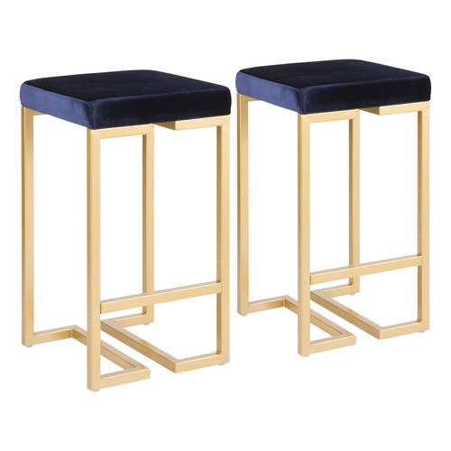Midas Counter Stool - Set Of 2