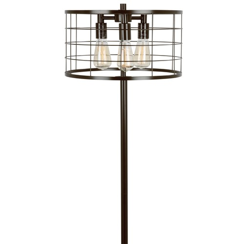 Indy Wire Floor Lamp