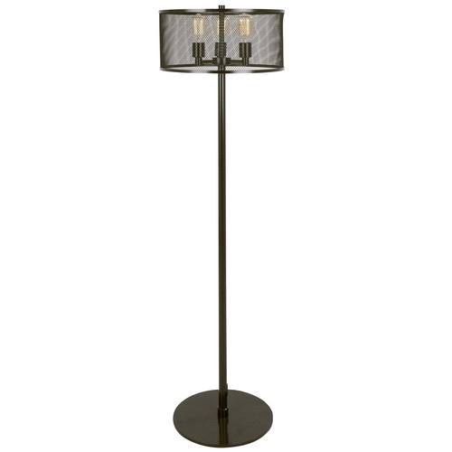 Indy Mesh Floor Lamp