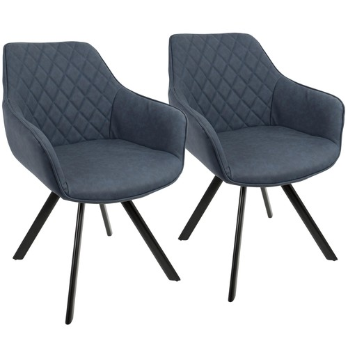 Outlaw Accent Chair - Set Of 2