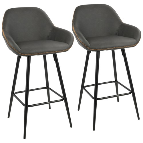 Clubhouse Counter Stool - Set Of 2