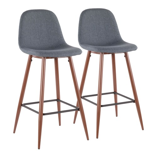 Pebble Barstool - Set Of 2