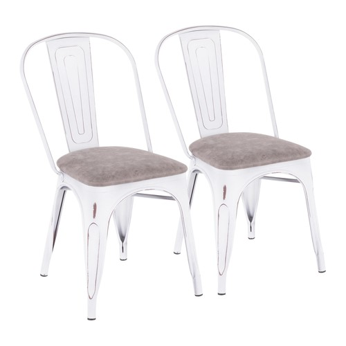 Oregon Upholstered Dining Chair - Set Of 2