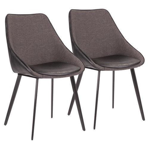 Marche Two-tone Chair - Set Of 2