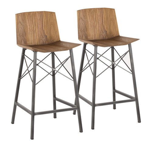 Java Counter Stool - Set Of 2