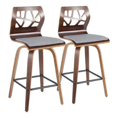 Folia Counter Stool - Set Of 2