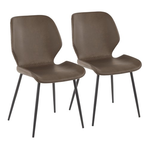 Industrial Serena Chair - Set Of 2