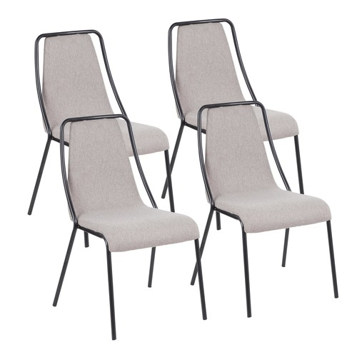 Katana Chair - Set Of 4