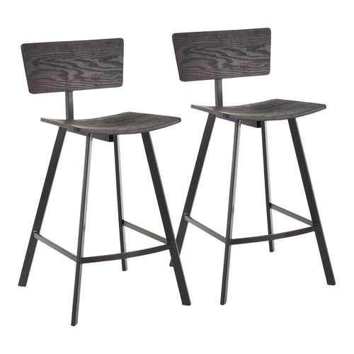 Rocco Counter Stool - Set Of 2