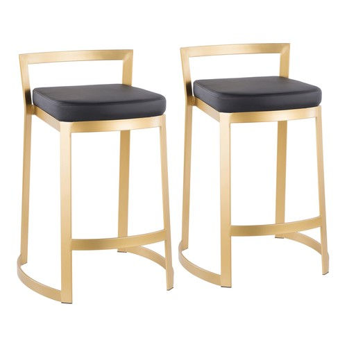 Fuji Dlx Counter Stool - Set Of 2