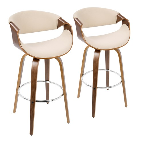 Curvini 30'' Barstool - Set Of 2