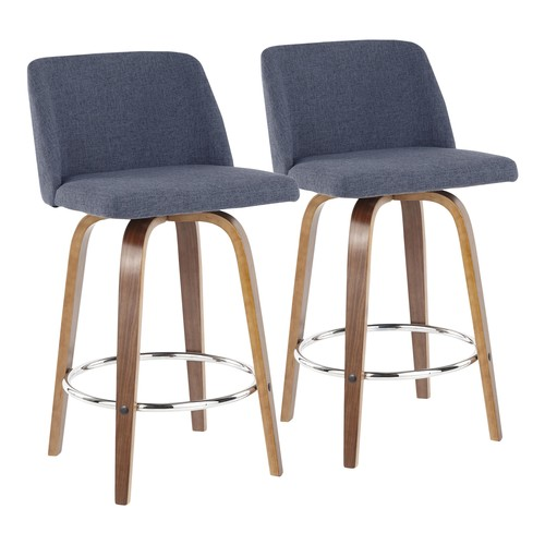 Toriano Counter Stool - Set Of 2