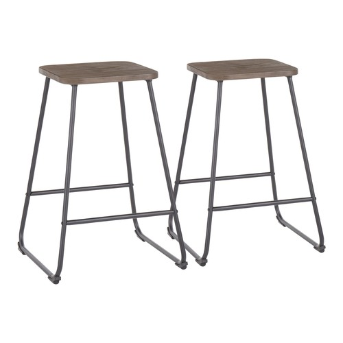 Zac Counter Stool - Set Of 2