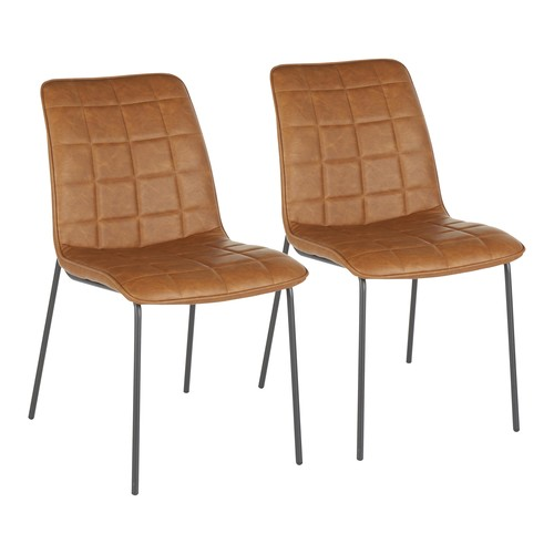 Indy Quad Chair - Set Of 2