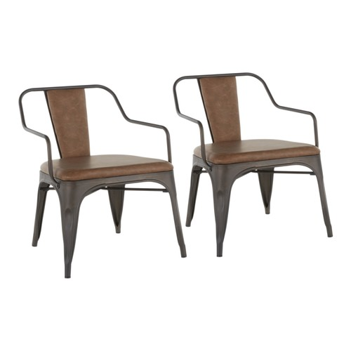 Oregon Accent Chair - Set Of 2