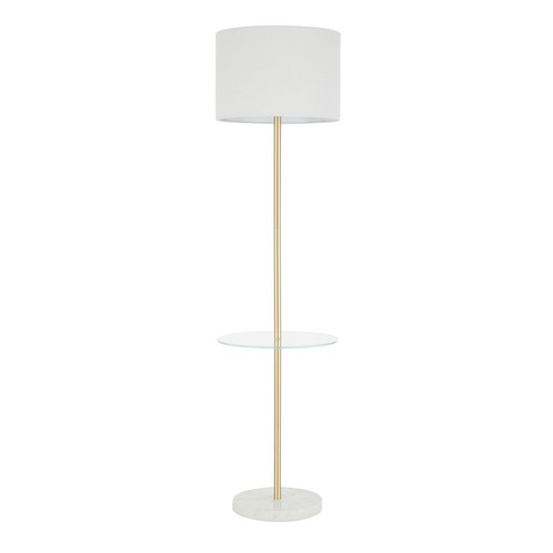 Chloe Shelf Floor Lamp