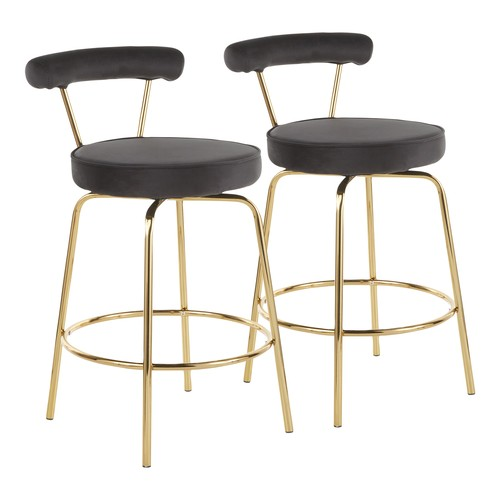 Rhonda Counter Stool - Set Of 2