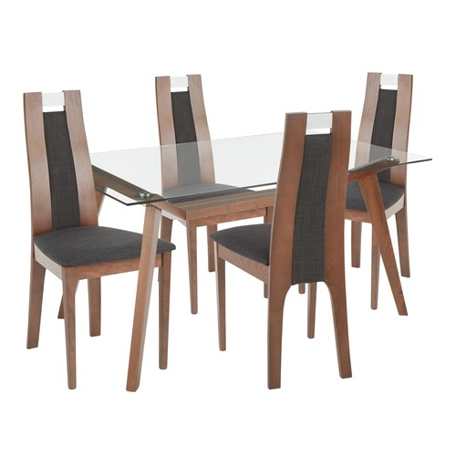 Aspen 5-piece Dining Set