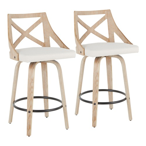 Charlotte Counter Stool - Set Of 2