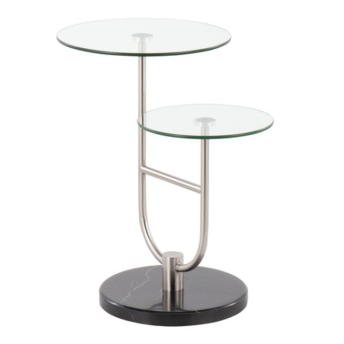Trombone Side Table