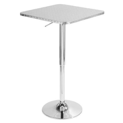 Bistro Square Bar Table