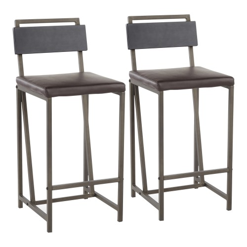 Gia Counter Stool - Set of 2